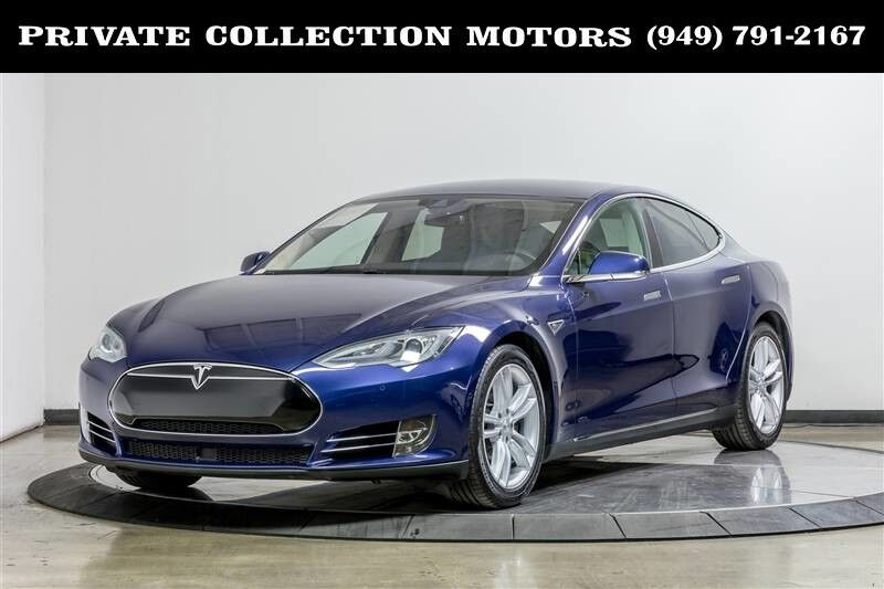 2015_Tesla_Model S_85D $93,070 MSRP_ Costa Mesa CA