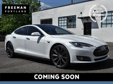 2015_Tesla_Model S_85D AWD Autopilot Air Suspension Pano Subzero Pkg_ Portland OR