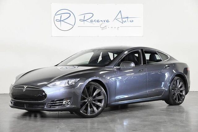 2015 Tesla Model S 85D AutoPilot Air Suspension 21 Turbines Premium Int Pkg The Colony TX
