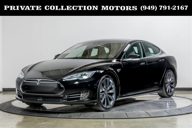 2015_Tesla_Model S_85D MSRP $95,700_ Costa Mesa CA