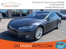 2015_Tesla_Model S_85D_ Pleasant Grove UT