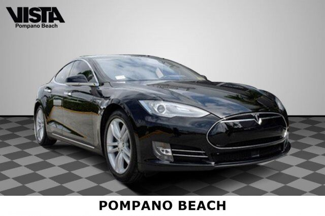 2015 Tesla Model S 85D Pompano Beach FL