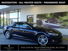 2015_Tesla_Model S_85D_ Raleigh NC