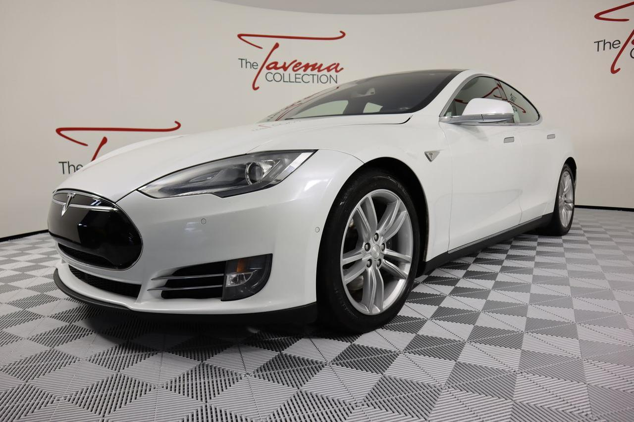 2015 Tesla Model S 85D Sedan 4D Hollywood FL