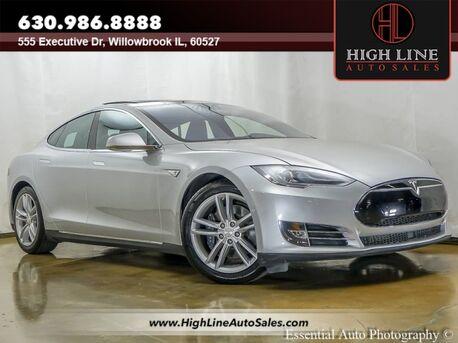 2015_Tesla_Model S_85D_ Willowbrook IL