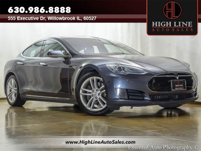 2015 Tesla Model S 85D Willowbrook IL