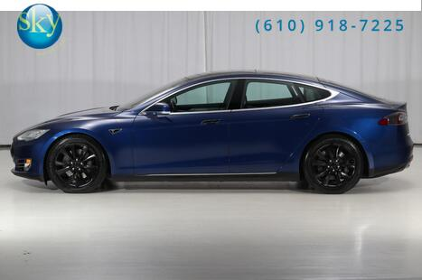 2015_Tesla_Model S AWD_85D_ West Chester PA