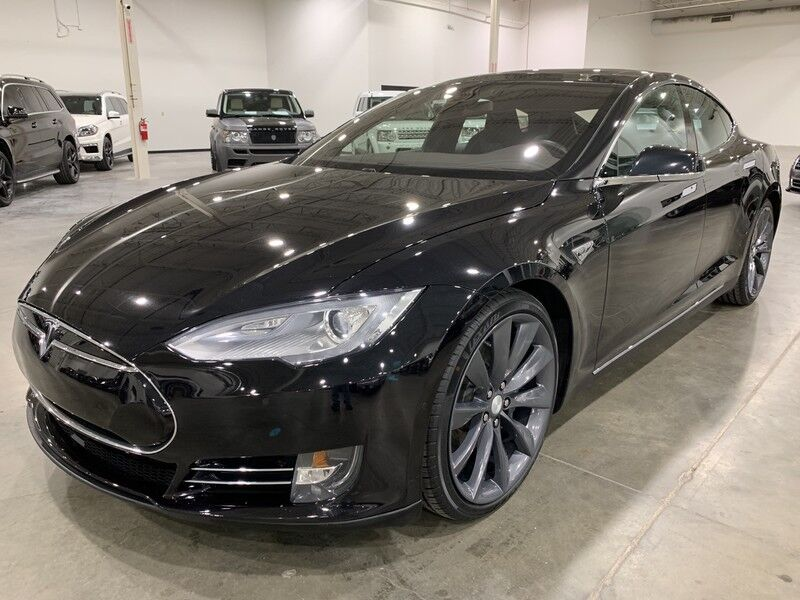 2015_Tesla_Model S_AutoPilot Package 85D_ Charlotte NC