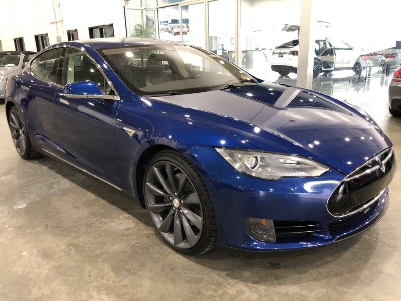2015_Tesla_Model S AutoPilot Package_85D_ Charlotte NC