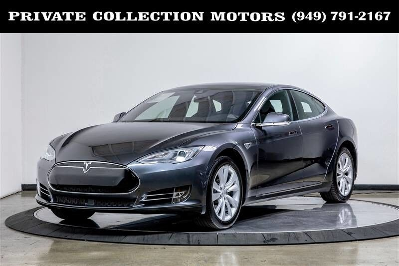 2015_Tesla_Model S_P85D $127,420 MSRP 1 Owner Clean Carfax_ Costa Mesa CA