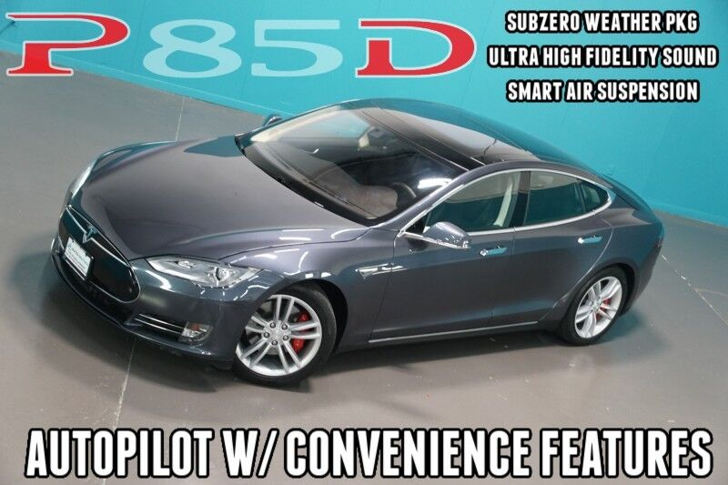 2015 Tesla Model S P85D Carrollton TX