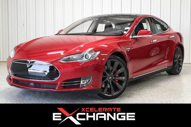2015 Tesla Model S P85D Frisco TX