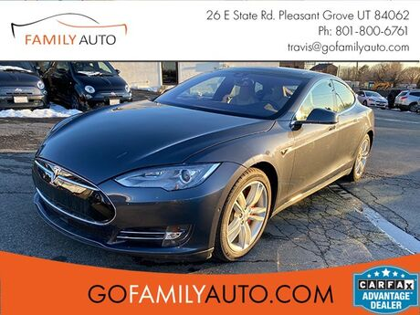 2015 Tesla Model S P85D Pleasant Grove UT