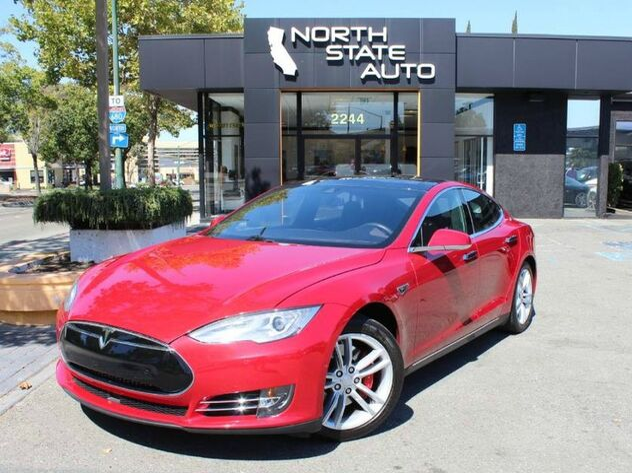 2015 Tesla Model S P85D Walnut Creek CA