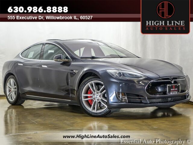 2015 Tesla Model S P85D Willowbrook IL
