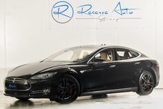 2015 Tesla Model S Performance P85D