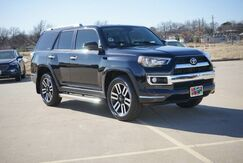 2015_Toyota_4Runner_4WD 4DR V6 LIMITED_ Wichita Falls TX