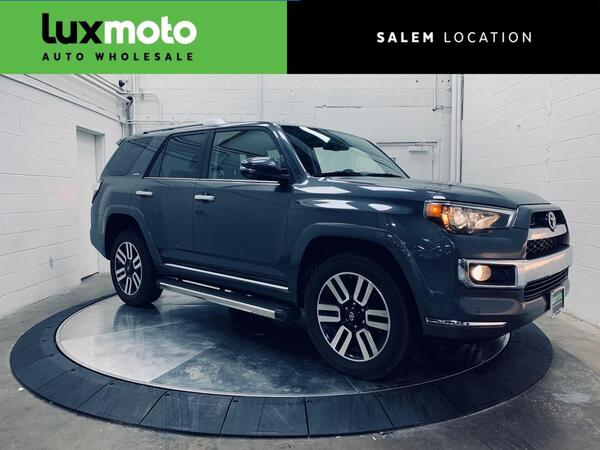 2015_Toyota_4Runner_Limited 4WD Heated/Ventilated Seats_ Portland OR