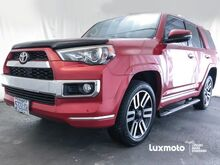 2015_Toyota_4Runner_Limited 4WD_ Portland OR