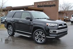 Toyota 4Runner Limited/4X4/New Tires/Nav/Rear Cam/Heated&Cooled Leather/Sunroof/Running Boards! 2015