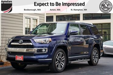2015_Toyota_4Runner_Limited_ Boxborough MA