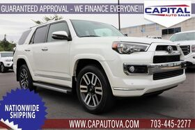 2015_Toyota_4Runner_Limited_ Chantilly VA