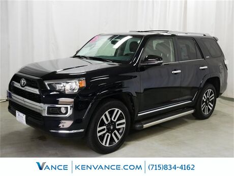 2015 Toyota 4Runner Limited Eau Claire WI