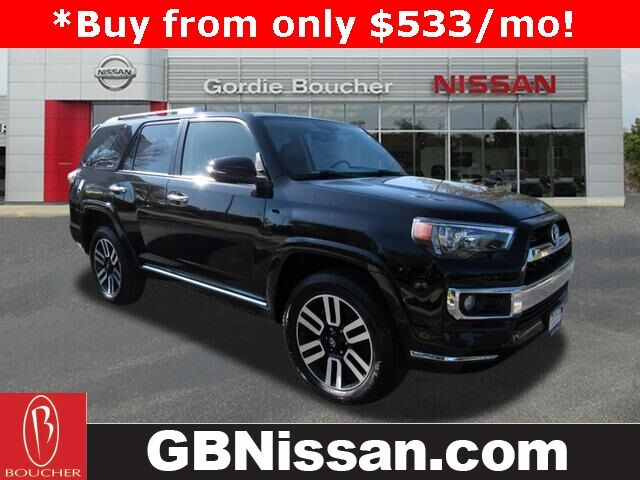 Toyota Of Greenfield >> 2015 Toyota 4runner Limited