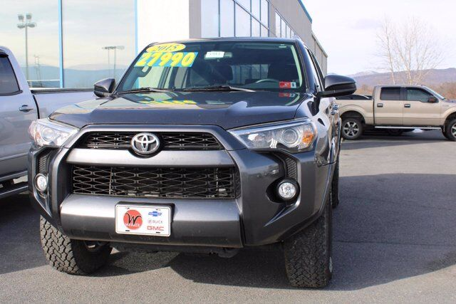 2015 Toyota 4Runner Limited Morgantown WV