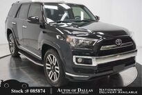 Toyota 4Runner Limited NAV,CAM,SUNROOF,CLMT STS,PARK ASST,20IN WH 2015