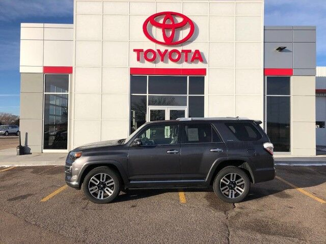 2015 Toyota 4Runner Limited North Platte NE
