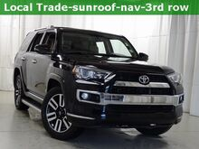 2015_Toyota_4Runner_Limited_ Raleigh NC