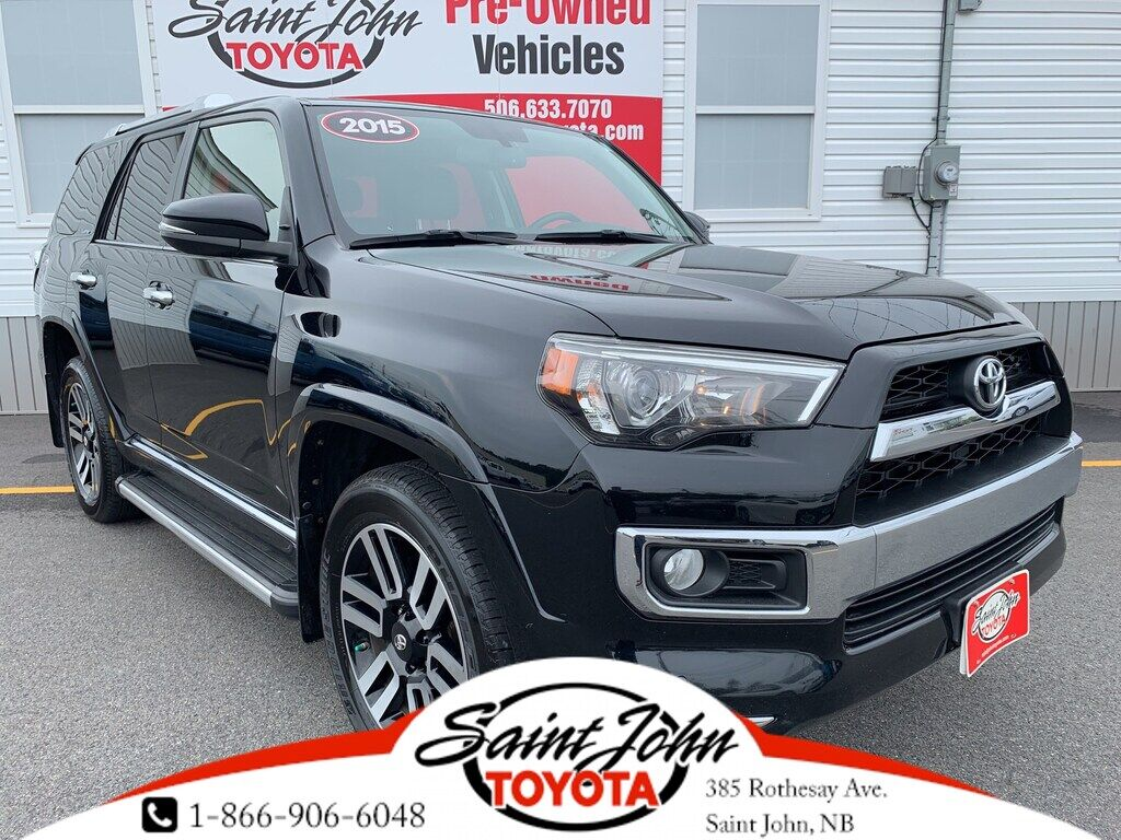 2015 Toyota 4Runner Limited Saint John NB