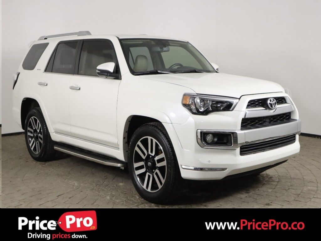 2015 Toyota 4Runner Limited V6 w/Nav/Sunroof Maumee OH