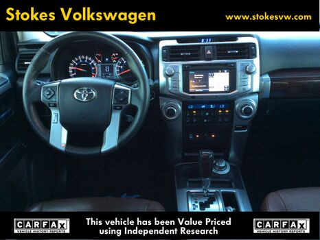 2015_Toyota_4Runner_Limited_ Aiken SC