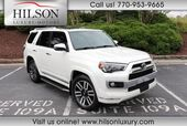 2015 Toyota 4Runner Limited w/3rd Row Seating