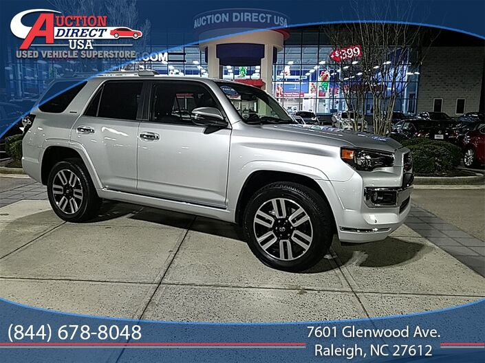 2015 Toyota 4Runner Limited Raleigh