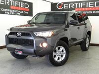 Toyota 4Runner SR5 AWD SR5 4WD V6 BACKUP CAMERA BLUETOOTH DOWNHILL ASSIST/HILL START CONTROL 2015
