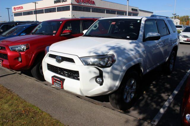 2015 Toyota 4Runner SR5 Brewer ME