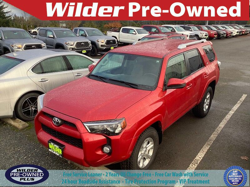 2015 Toyota 4Runner SR5 Port Angeles WA
