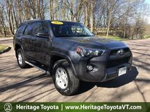 2015 Toyota 4Runner SR5 Premium South Burlington VT