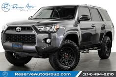 2015 Toyota 4Runner SR5 TRD Performance Wheels Lifted Navigation