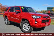 2015 Toyota 4Runner SR5 White River Junction VT