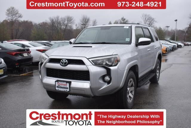2015 Toyota 4Runner Trail Pompton Plains NJ