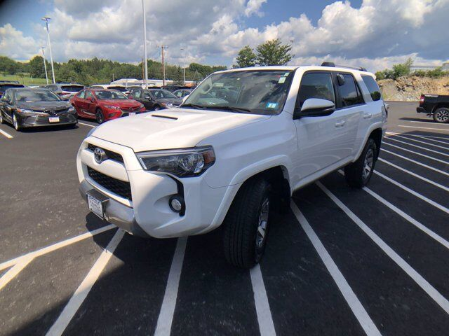 2015 Toyota 4Runner Trail Premium Claremont NH