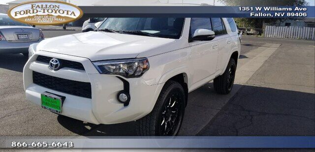 2015 Toyota 4Runner WAGON 4 DOOR Fallon NV