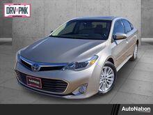 2015_Toyota_Avalon Hybrid_Limited_ Houston TX