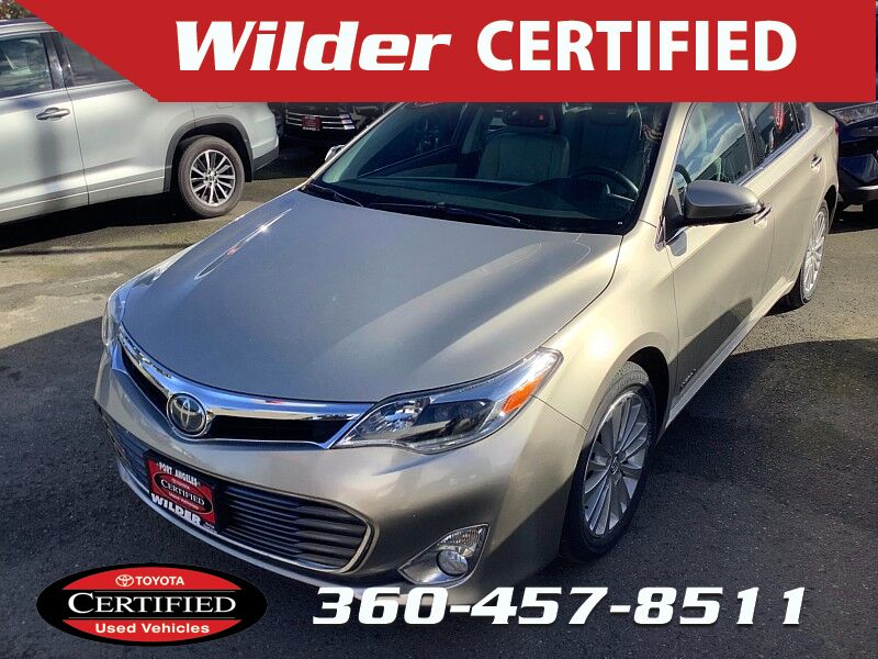 2015 Toyota Avalon Hybrid Limited Port Angeles WA