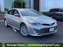 2015 Toyota Avalon Hybrid Limited South Burlington VT