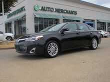 2015_Toyota_Avalon Hybrid_XLE Premium 2.5L 4CYL AUTOMATIC HYBRID, LEATHER SEATS, BLUETOOTH CONNECTION,  BACK-UP CAMERA_ Plano TX